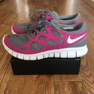 Nike Free Run 2 Women's Running Shoes Size 9
